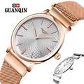 Brand Business men's watches men Quartz watch men dress vintage steel strap ultra-thin thickness relogio masculino Mesh belt