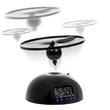 New Flying Snooze Function Alarm Clock LED Digital Novelty Children Electronic Despertador Bedside Table