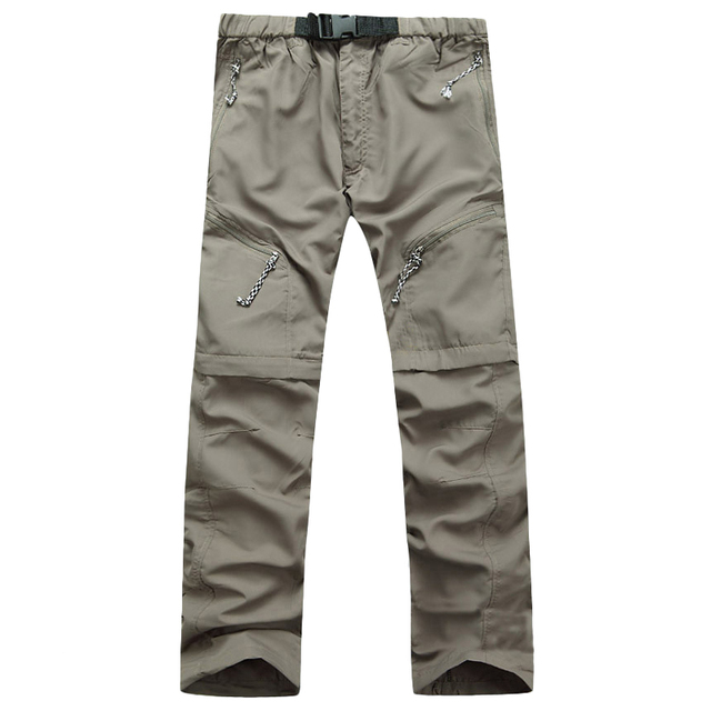 Quick Drying Pants Men Casual Pants Solid Breathable Long Pants Spring Summer Men Clothing Plus Size XXXL pantalones hombre
