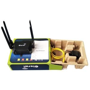 Image 5 - Casa WiFi 300Mbps Router WiFi Per 3G 4G USB Modem openWRT Mobile Hotspot 4 LAN RJ45 Porta omni 2 Router Wireless omni II Firmware