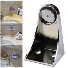 Стеллаж для хранения мыла может быть применим подарок магнит балкон нержавеющая сталь мощный присоска офис магнитный держатель мыла Кухня Спальня