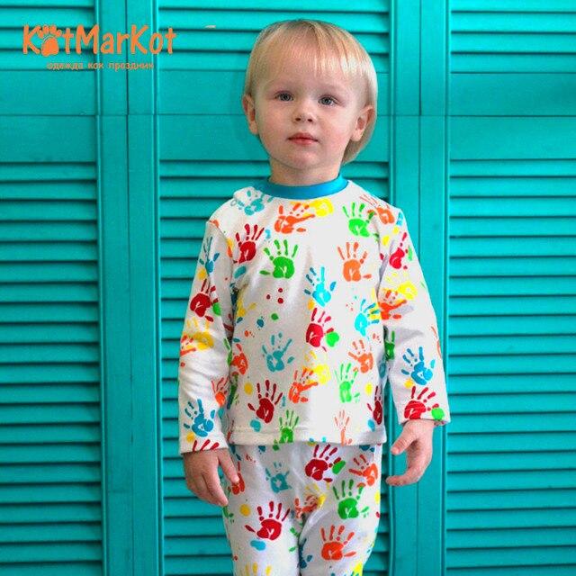 Блузки и рубашки КотМарКот, 7995 пуловер, джемпер для мальчиков и девочек, Куртки Хлопок, кот, Сотмаркет