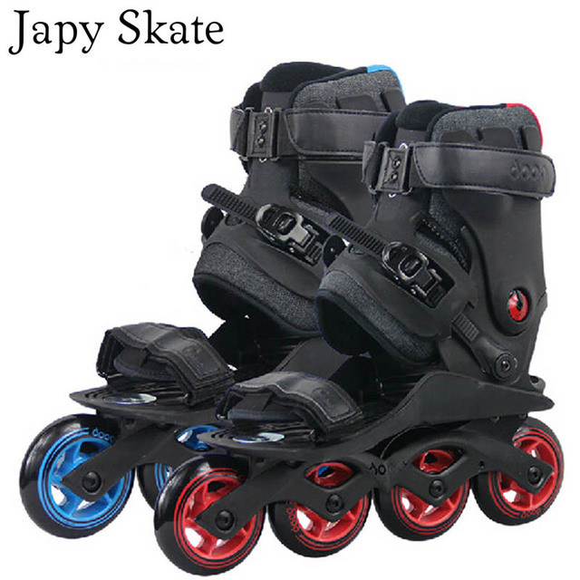 711e14ad0f73f8 Japy Skate Leisure Roller Skating Shoes Powerslide-DOOP High Quality  Leisure Skates Free Shipping Athletic Shoes Street Skates
