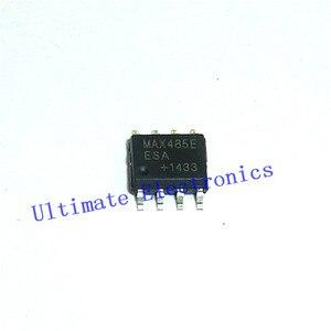 10 шт. /лот MAX485EESA лапками углублением SOP-8 15kV ESD защищенный RS-485/RS-422 трансивер MAX485 SOP8