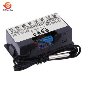 XH-W3001 W3002 W3230 цифровой регулятор температуры термостат морозильник измеритель температуры переключатель управления W3001 терморегулятор