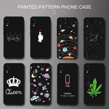 All Black TPU Samsung Case