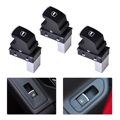 New 3Pcs Passenger Side Window Control Switch Button 5ND959855 5K0959855 For VW Golf GTI MK5 MK6 Jetta Passat Rabbit Tiguan 2008