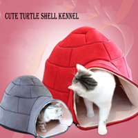 High Quality Pet Products Luxury Dog House Cozy Dog Bed Puppy Kennel Pet Sleeping Bed Cat Cushion Kitten Mats Pet Shop