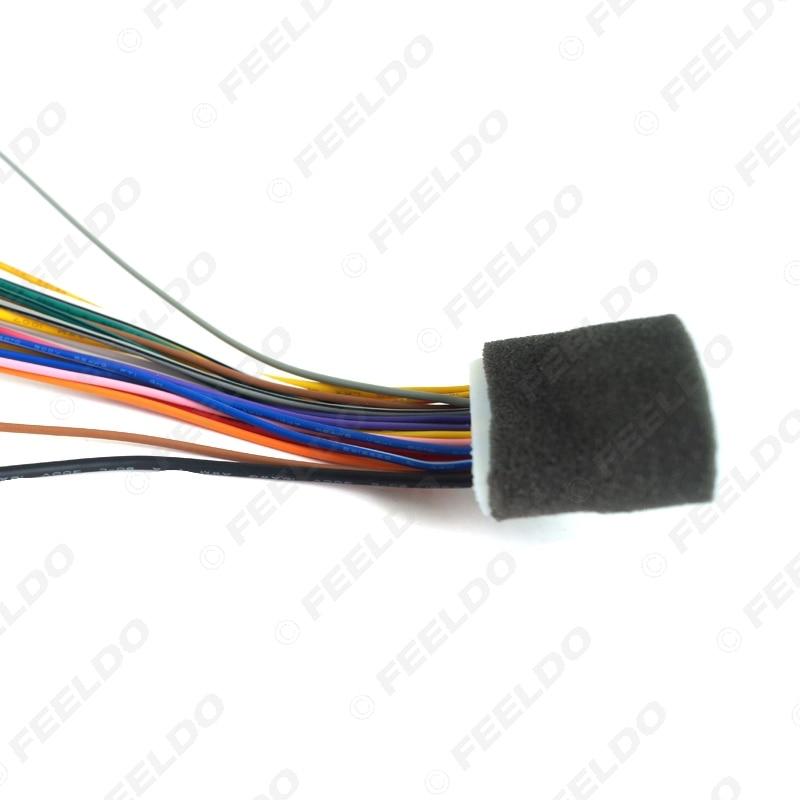 5pcs Auto Car CD Radio Aerial Antenna Plug Adapter Plastic Handle Connector~OJ