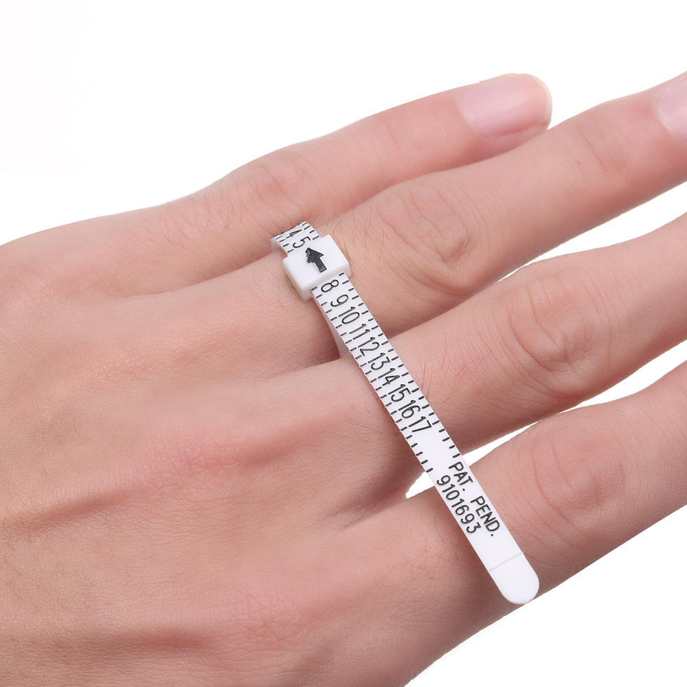 And Ring Sizer Measurer A-Z-Jewelry-Accessory Official UK/US Womens British/american