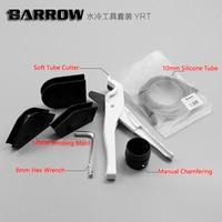 Barrow OD14mm ID10mm Acrylic PMMA PETG Hard Pipe Bending Mould Kit For Hard Tube Computer Liquid