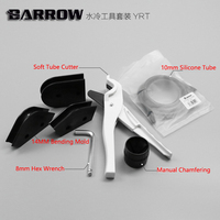 Barrow OD14mm ID10mm Acrylic PMMA PETG Hard Pipe Bending Mould Kit For Hard Tube Computer Liquid