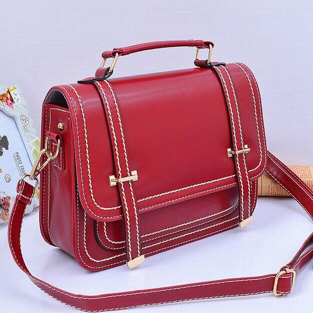 stacy bag 041816 new hot popular women handbag girl small vintage messenger bag lady shoulder bag