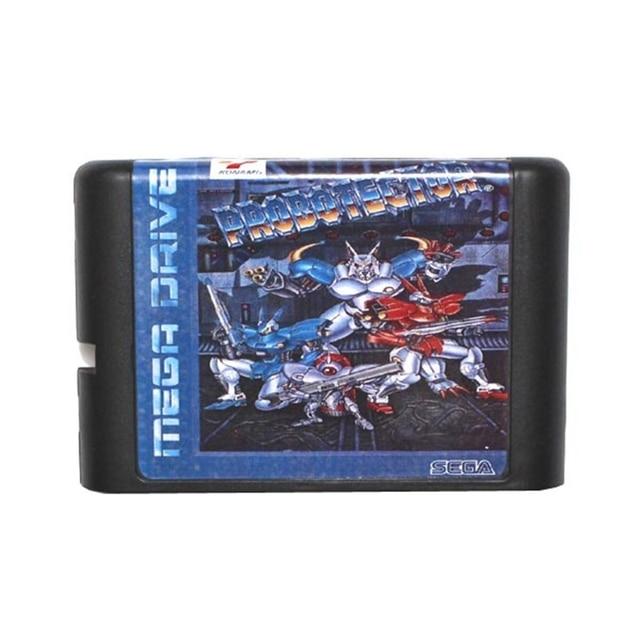 Probotector - Sega Mega Drive For Genesis