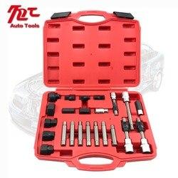 24pcs Alternator Freewheel Pulley Puller Alternators Tool Set Special Socket Set