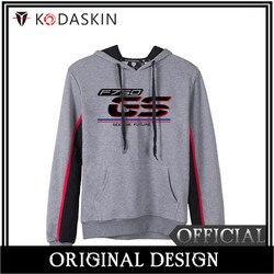 Мужской Хлопковый свитер с капюшоном KODASKIN F750G