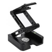 High Quality Portable Adjustable 3 Folding Flex Tilt Tripod Head Quick Release Plate For Camera DSLR