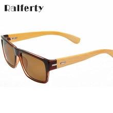 Wood Handmade Bamboo Sunglasses