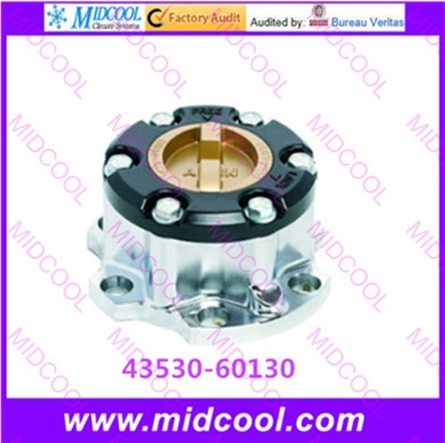1 PAIR NEW Locking Hubs Free Wheel Hub For 43530-60130 4353060130