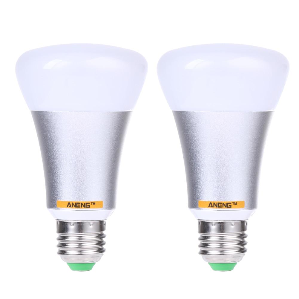 10 Вт RGB E27 LED Bubble шарика свет этап лампы Дистанционное управление светодиодные фонари для дома Развлечения AC 85- 265 В RGB фен #