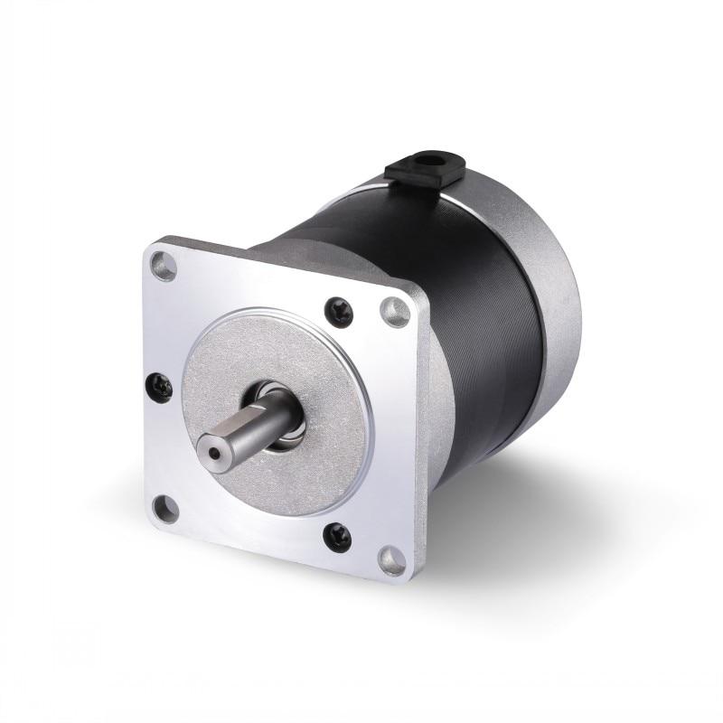ФОТО Brushless DC24V 125W 57 * 57mm 3000rpm micro DC motors circular Machinery / Power Tools / DIY Accessories motor