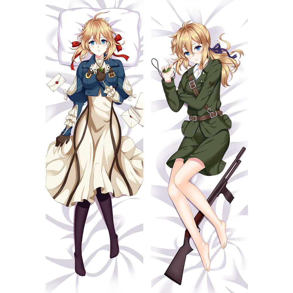 Anime Dakimakura Fate Grand Order Kuro Hugging Body Pillow Case cover bedding