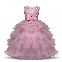 Toddler Baby Girl Dresses Fashion Ball Bown Princess Dress Infant Children Wedding And School Party Clothes
