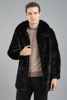 Abrigos Mujer Invierno Winter Autumn Men S Coat Newest Faux Fur Coat Male Fake Fur Overcoat
