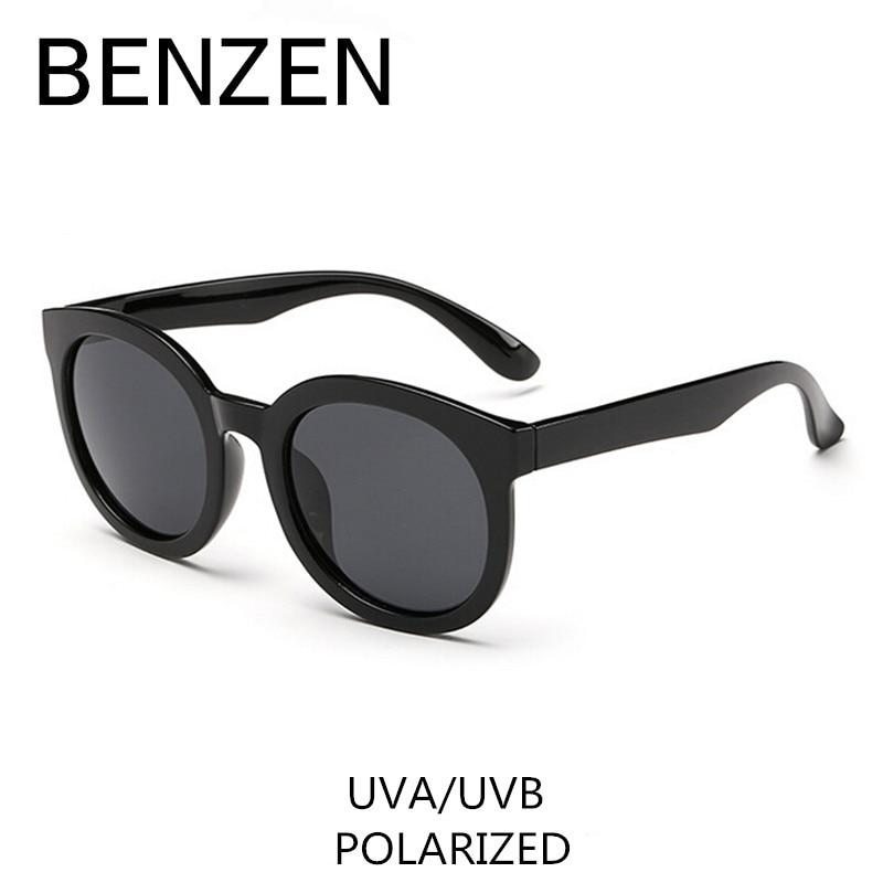 BENZEN TR 90 Vintage Polarized Sunglasses Women Female Sun Glasses Shades Oculos  De Sol Feminino Gafas With Box 6124 7571d395a0