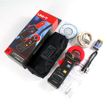 UNI-T UT251C High Sensitivity Leakage Current Clamp Meters Auto Range Teaters LCD Display Free shipping