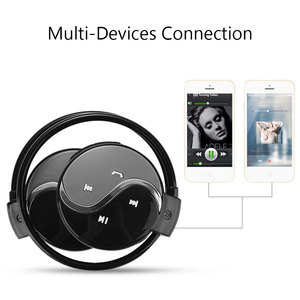 Image 5 - Aimitek Mini 603 Wireless Bluetooth Earphones Sports Stereo Headphones MP3 Music Player Micro SD Card Slot with Mic for Phones