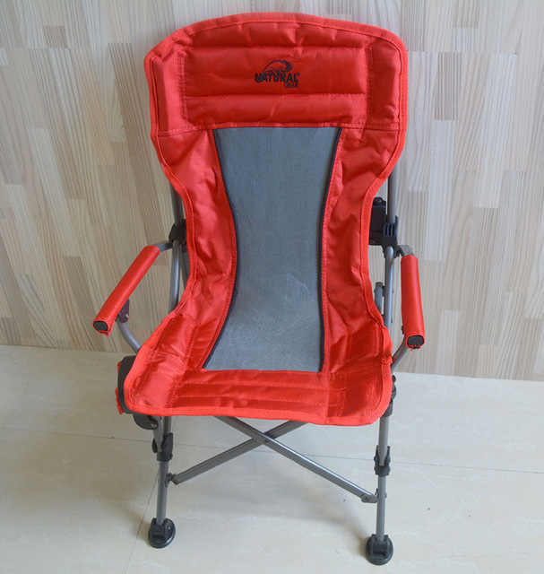 high end folding chairs gel cushion for chair furniture outdoor leisure patio director fishing camping balcony loungers