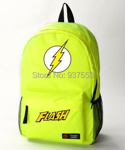 Aliexpress.com : Buy Sports backpack school bag avengers flash dc ...