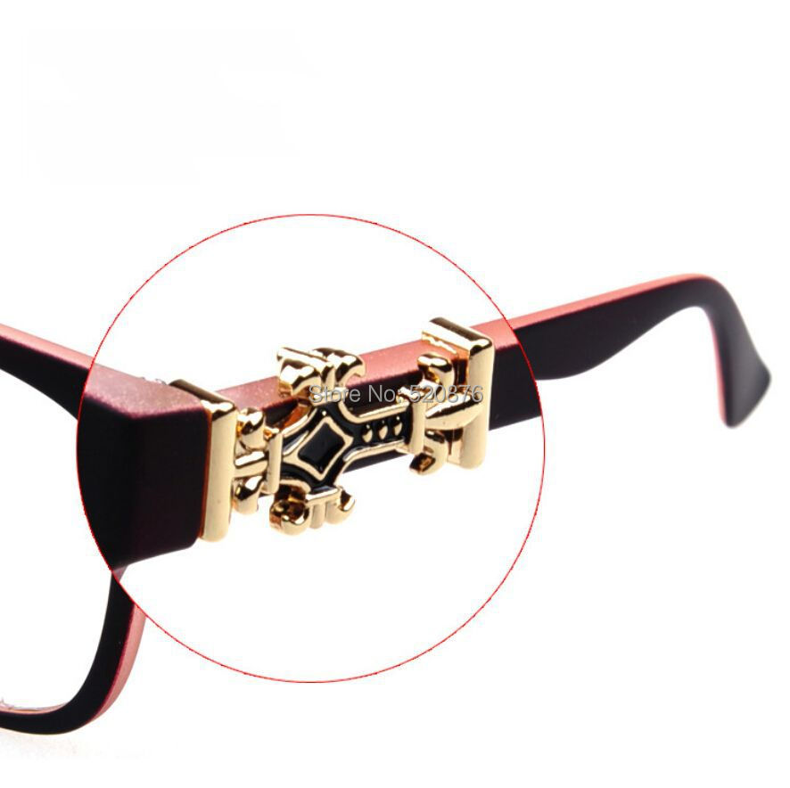 exclusive deals cheap price recognized brands HOT cross glasses frame men women handmade frame Eyeglasses ...