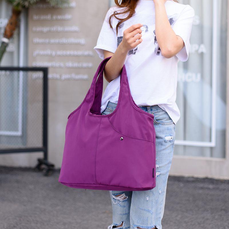 Impermeabile Grande Bag Donne 22