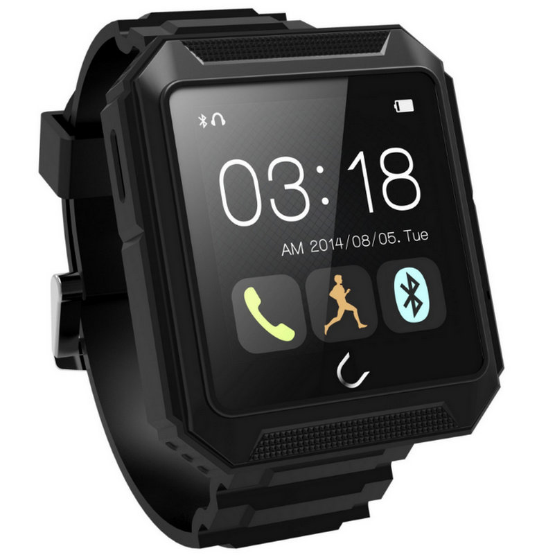 Smart Watch for Windows Phone Waterproof 100M IP68 Heart Rate Monitor Bluetooth4.0 Nano-SIM for Samsung iPhone 6S Note B2 M68