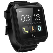 Deporte smart watch m7 impermeable ip68 pulsómetro bluetooth 4.0 nano-sim para samsung iphone 5s/6s s4/s7/nota pk b2 w02 M68