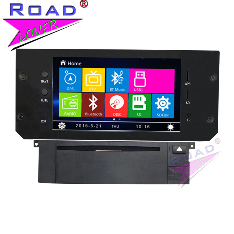 TOPNAVI Wince 6.0 Two Din 7 Car Media Center DVD Player For Nissan Teana Stereo GPS Navigation Auto Radio TFT Touch HD Screen
