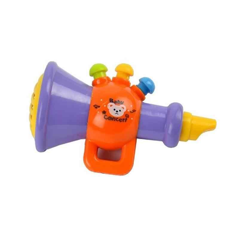 5 قطعة جديد طبل الطفل الآلات الموسيقية خشخيشات أجراس handbell الاطفال التعلم المبكر ألعاب تعليمية حشرجة الموت هدية الكريسماس