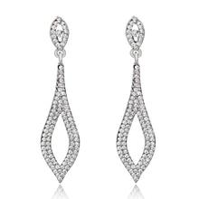 Фотография 2017 Rhinestone Earrings for Women Costume Jewelry Earrings With Stones Vintage Long  Earrings  Woman Earrings Pendant Jewelry