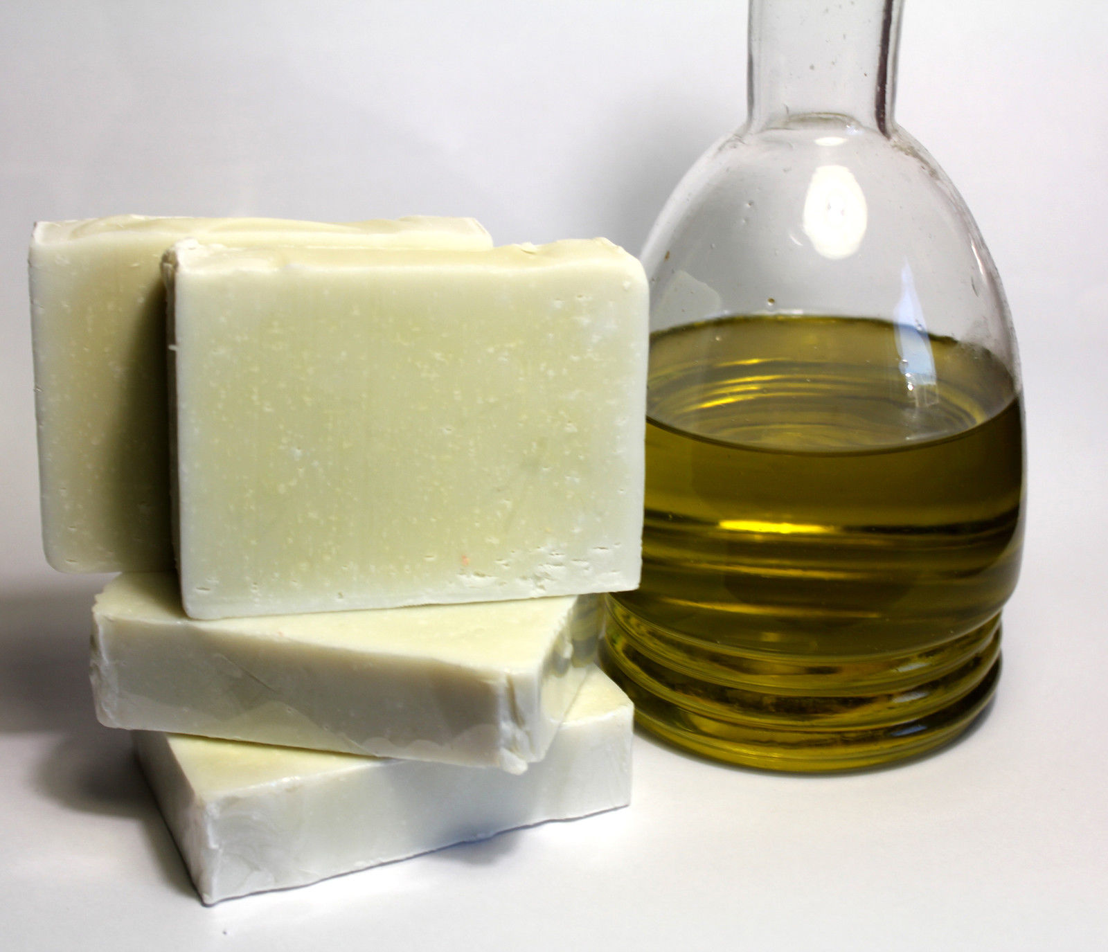 5 Bars Greek Pure Handmade 100% Extra Virgin Olive Oil SOAP Castile Soap Organic Free Ship image