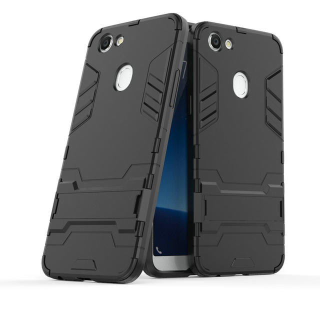 brand new 00105 8b97e US $3.59 10% OFF|Aliexpress.com : Buy For Oppo F5 3D Combo Armor Case for  Oppo F5 youth 6