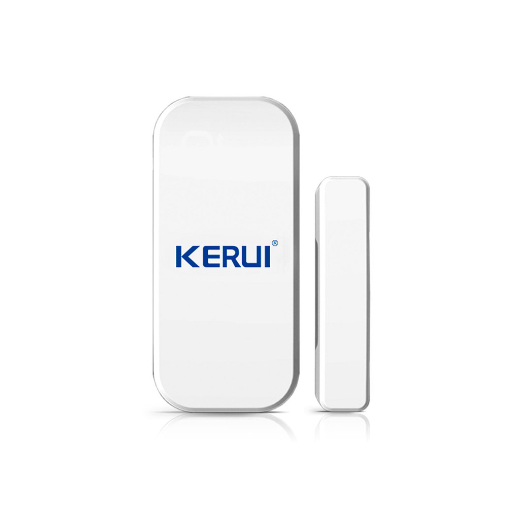 Kerui433mhz new design wireless door sensor non antenna - How to design a home security system ...