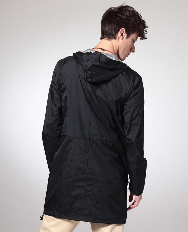 מעיל גשם גברים בגדי גשם טיולים לגברים מבוגרים לגשם מעיל פונצ'ו מעיל חורף