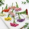 10 pcs Daisy Silk Cheap Artificial Flower Bouquet