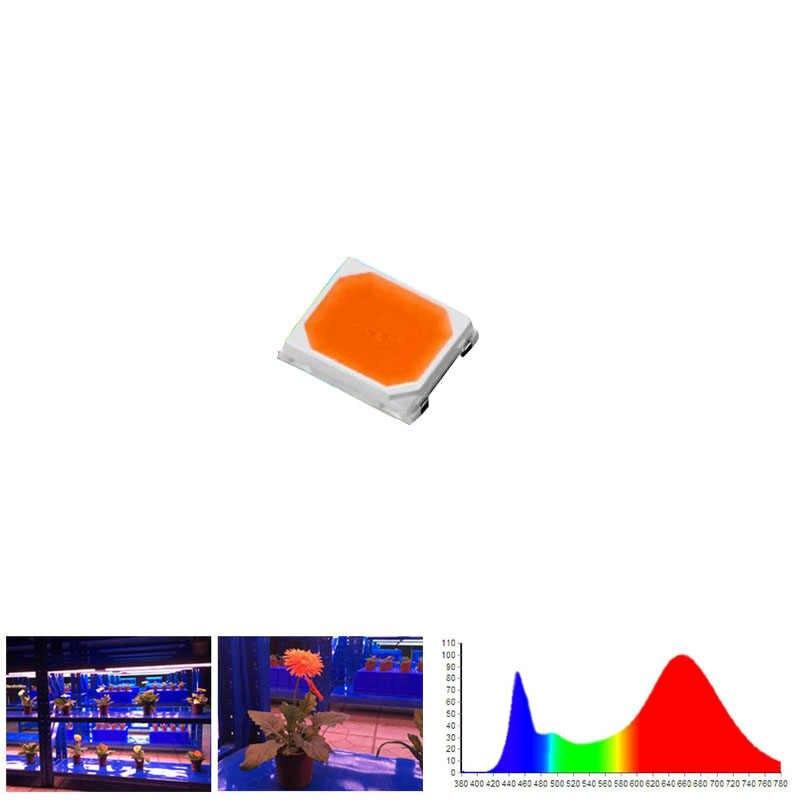 Полный спектр SMD СВЕТОДИОДНЫЙ 2835 3 V 120ma рост светодиодный чип специально для выращивания света сеялки фаза выращивания цветы и фрукты фаза