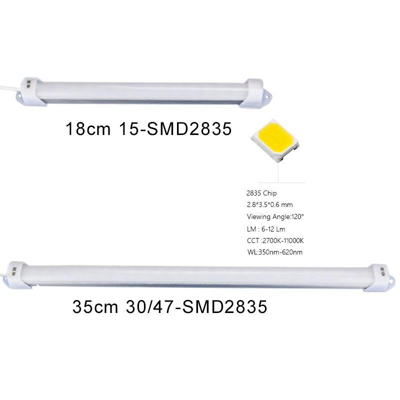 USB LED Strip Bar Light SMD 2835 5V USB Desk Table Lamp Light for Bedside Book Reading Study Office Work Children Night Light
