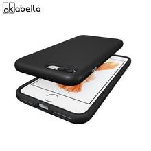 Akabeila телефона чехол для Apple iPhone 7 г iPhone 7 A1660 A1778 iPhone7G 4.7 дюймов Задняя крышка щит сзади Сумка Панцири Чехлы