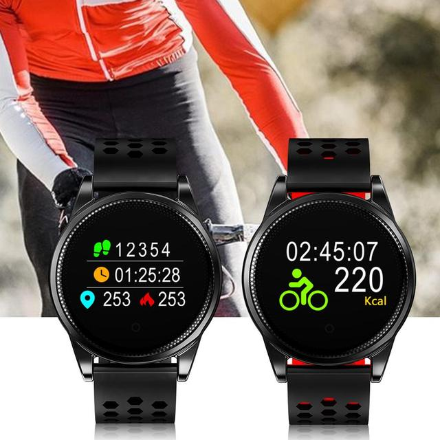 M10 SmartBracelet Watch Color Screen Heart Rate Blood Pressure Monitor Activity Fitness Tracking Smart Wristband For Android IOS
