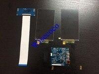 5.5 дюймов TFT ЖК дисплей IPS дисплей двойной ЖК дисплей экран, 2 К цвет 1440*2560, mipi dsi интерфейс 2 USB порта